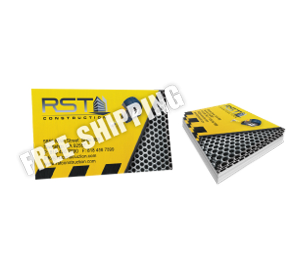 Business Cards with Free Shipping