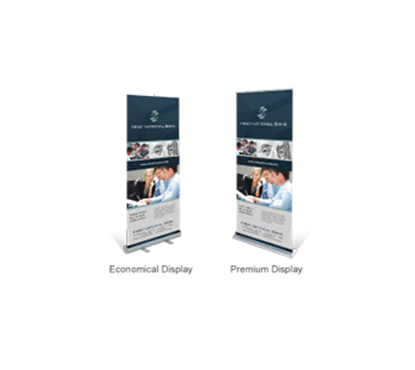 Retractable Banner Display