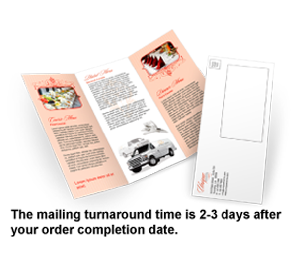 Brochures  w/Direct Mailing