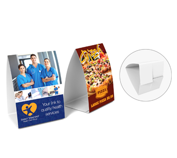 table tents table tents printing ny print early offset printing