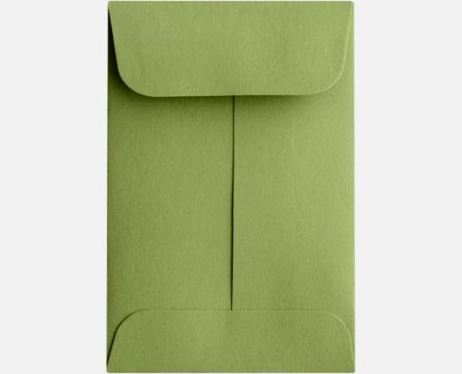Avocado – #1 Coin Envelopes (2 1/4 x 3 1/2)