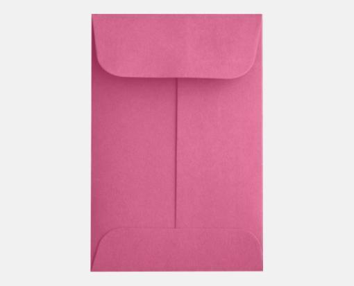 Magenta – #1 Coin Envelopes (2 1/4 x 3 1/2)