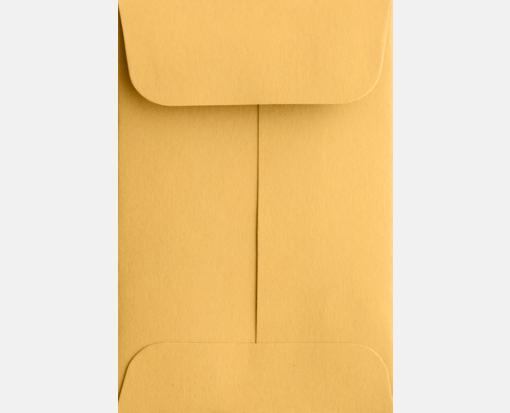 24lb. Brown Kraft – #1 Coin Envelopes (2 1/4 x 3 1/2)