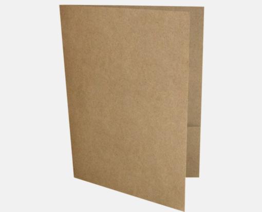 18pt. Grocery Bag – 9 x 12 Presentation Folders