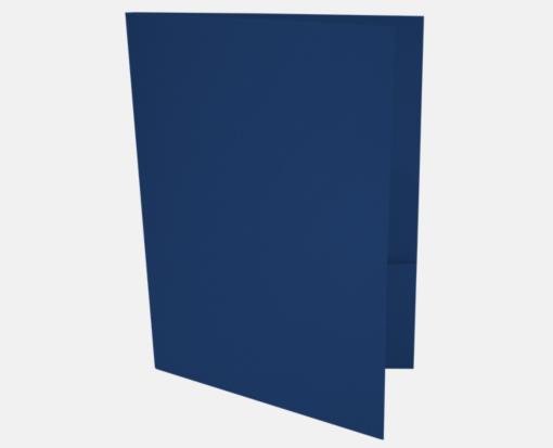 Navy – 9 x 12 Presentation Folders