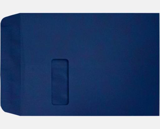 Navy – Open End Window Envelopes (9 x 12 )