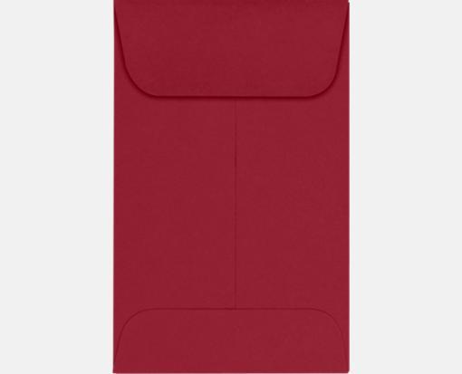 Garnet – #1 Coin Envelopes (2 1/4 x 3 1/2)