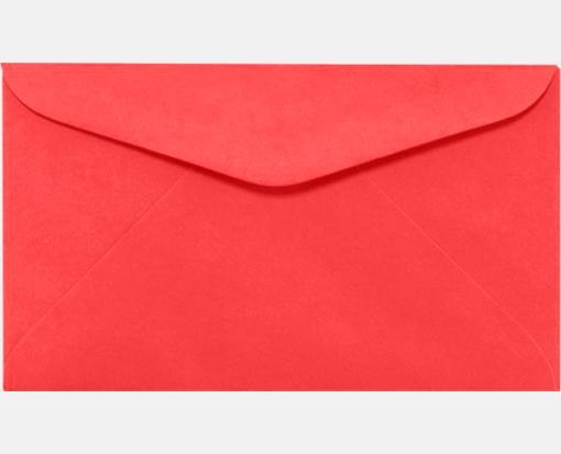 Electric Coral – #6 1/4 Regular Envelopes (3 1/2 x 6)
