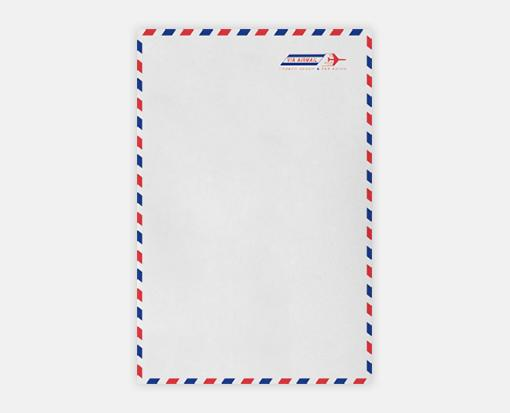 24lb. Airmail – 9 x 12 Open End Envelopes