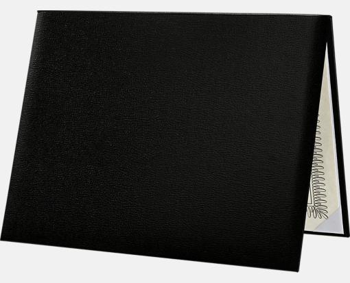 Black Diploma Cover – Padded