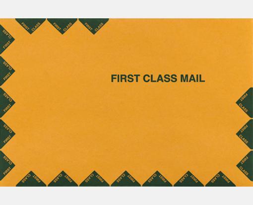 28lb. Brown Kraft, First Class – Open End (6 x 9)